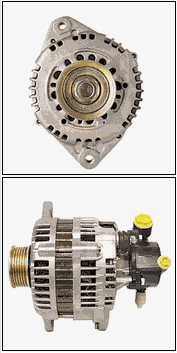Alternator Y17DT Opel Astra G
