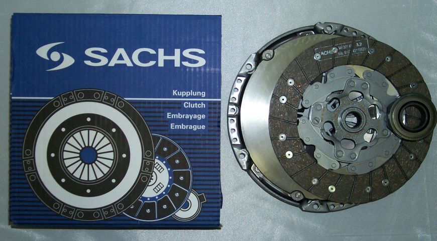 Set placa, disc, rulment ATD, AXR VW Golf IV