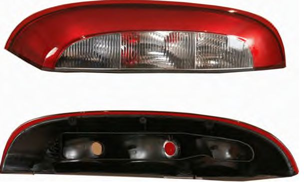 Lampa spate Dr. Opel Corsa C